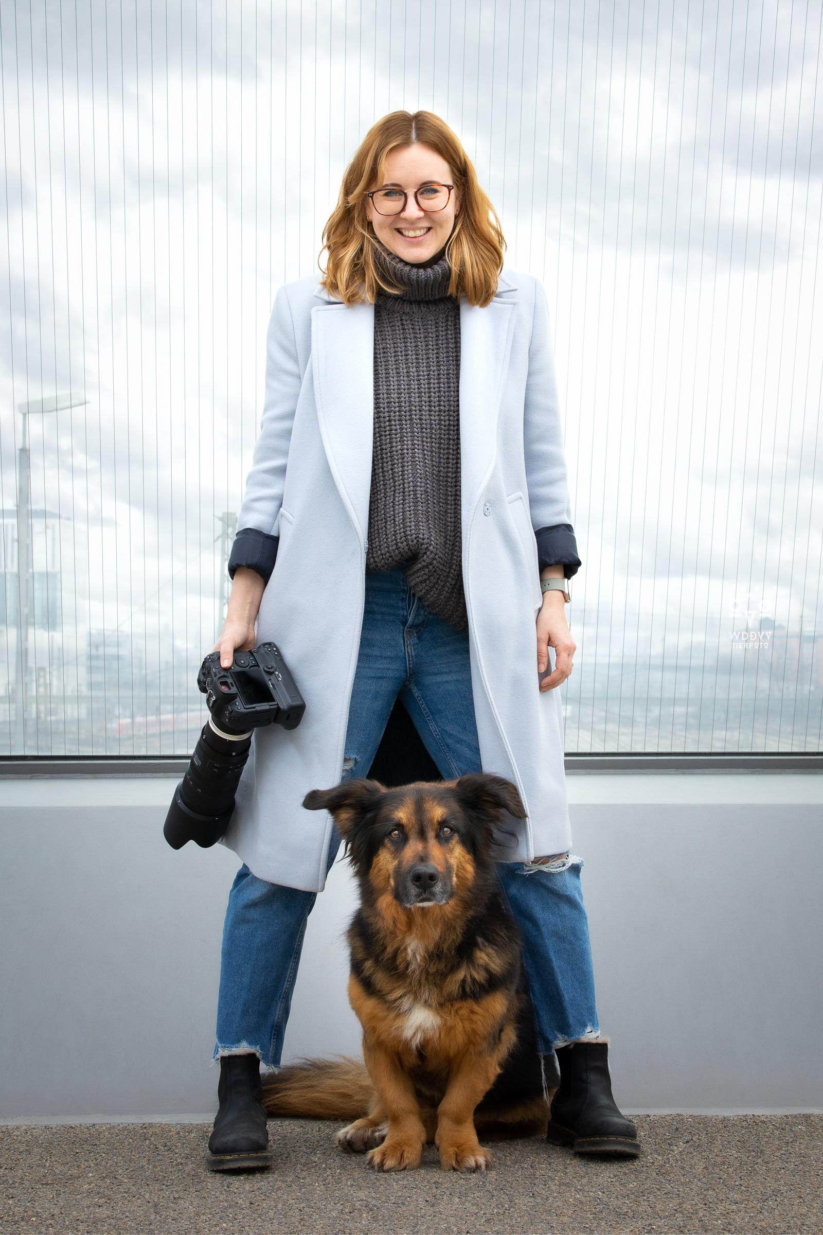 Hundefotografie München Wie das Ding vom Vogel Daniela Schnabel-Sahm Tierfotograf